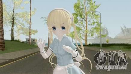 Kaho Hinata pour GTA San Andreas