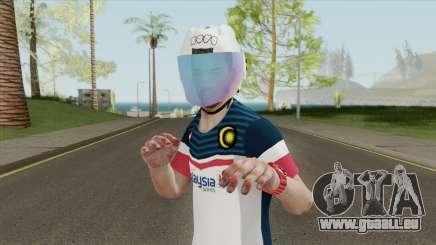 Abstrax Malaysia Clothes pour GTA San Andreas