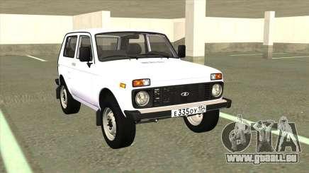 VAZ 2121 Stoke pour GTA San Andreas
