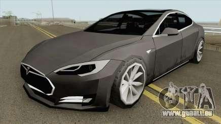 Tesla Model S (SA Style) pour GTA San Andreas