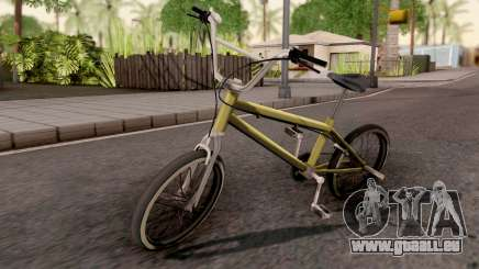 Smooth Criminal BMX für GTA San Andreas
