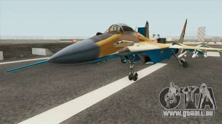 MIG-35 Egypt Air Forces für GTA San Andreas