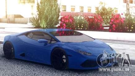 Lamborghini Huracan 3000HP DRAGTIMES für GTA San Andreas