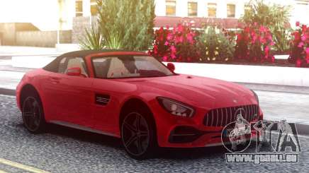 Mercedes-Benz GT-C Roadster pour GTA San Andreas