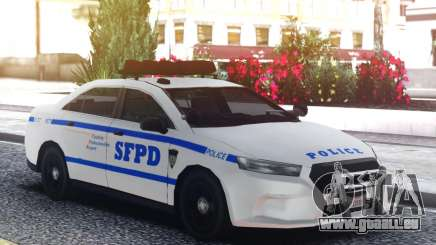 Ford Taurus Police Interceptor Engine pour GTA San Andreas