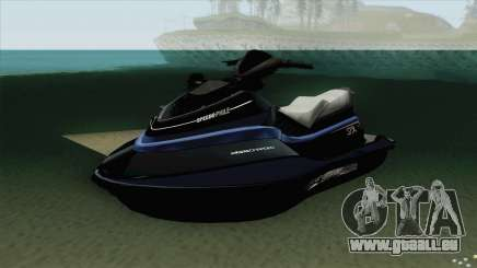 Speedophile Seashark Yatch V2 GTA V für GTA San Andreas