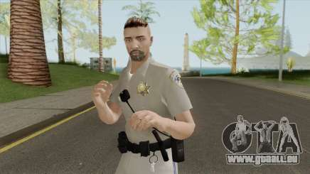 SAHP Officer Skin V4 pour GTA San Andreas