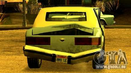 1982-1989 Greenwood Chrysler Fifth Avenue für GTA San Andreas