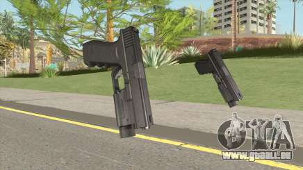 Firearms Source Glock-20 pour GTA San Andreas