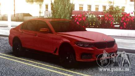 BMW 540i Perfomance pour GTA San Andreas