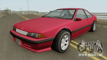 Vapid Fortune GTA IV pour GTA San Andreas