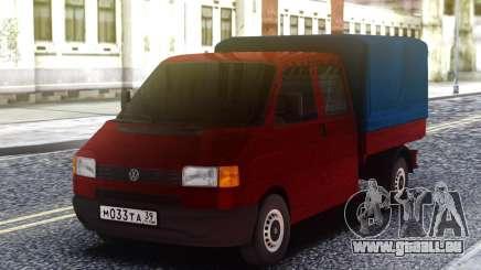 Volkswagen Transporter T4 Trucks Pasha Pala pour GTA San Andreas
