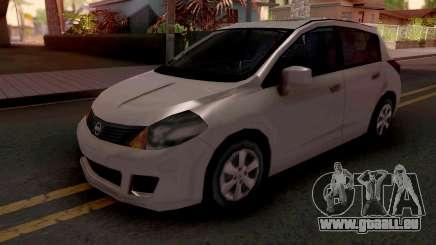 Nissan Tiida SA Style v2 für GTA San Andreas