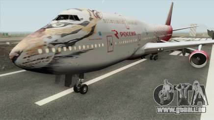 Boeing 747-400 (Rossiya Airlines) für GTA San Andreas