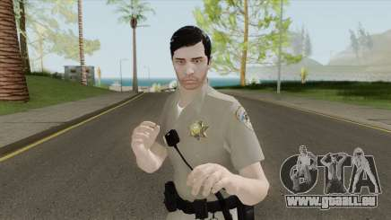 SAHP Officer Skin V1 pour GTA San Andreas