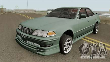 Toyota Mark II High Quality pour GTA San Andreas