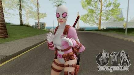 Gwenpool pour GTA San Andreas