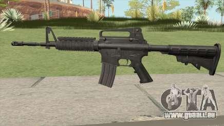 Firearms Source M4A1 pour GTA San Andreas