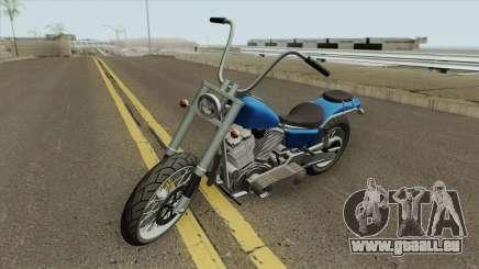 Daemon GTA IV (Metal Claro) pour GTA San Andreas