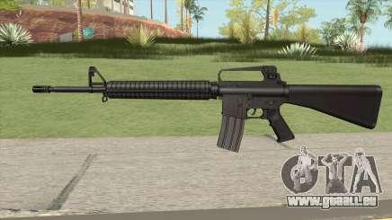 Firearms Source M16A2 pour GTA San Andreas
