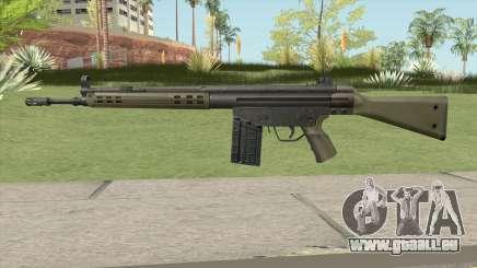 Firearms Source G3 für GTA San Andreas