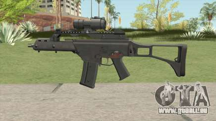 Firearm Source G36C With Aimpoint pour GTA San Andreas