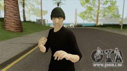 Skin Random 196 V3 (Outfit Security) für GTA San Andreas