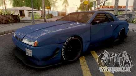Elegy Hyper-A Drift Lowered für GTA San Andreas