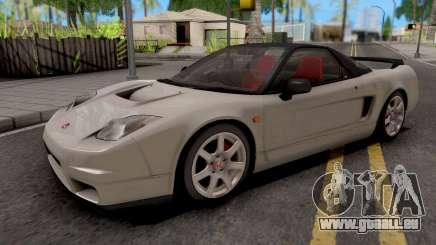 Honda NSX-R 2002 für GTA San Andreas