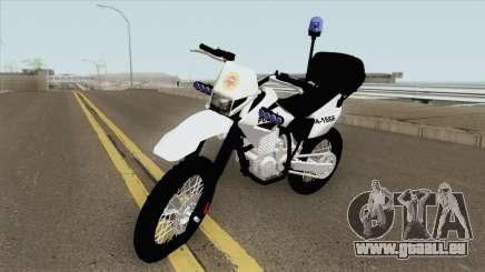 Moto Policia Argentina pour GTA San Andreas