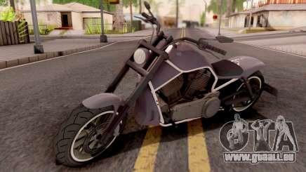 Nightblade GTA V pour GTA San Andreas