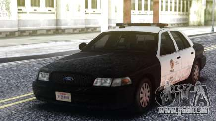 Ford Crown Victoria Police Interceptor Classic pour GTA San Andreas