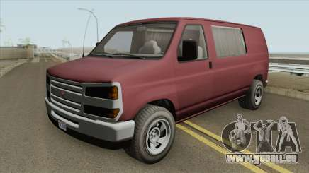 Bravado Rumpo Paradise GTA V pour GTA San Andreas