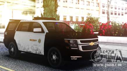 2014 Chevrolet Tahoe PPV pour GTA San Andreas