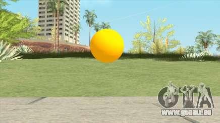 Dragon Ball pour GTA San Andreas