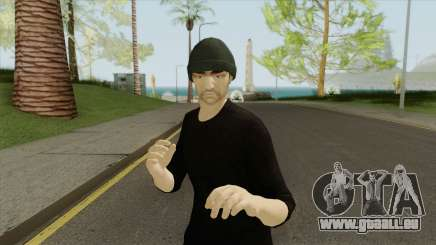 Skin Random 196 V2 (Outfit Security) für GTA San Andreas