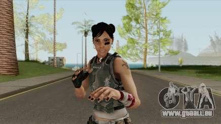 Bella Clarison pour GTA San Andreas