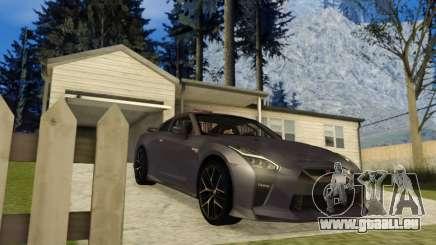 Nissan GT-R Coupe für GTA San Andreas