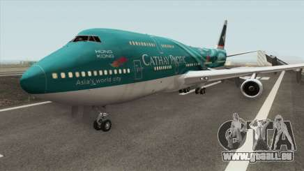 Boeing 747-400 RR RB211 (Cathay Pacific Livery) für GTA San Andreas
