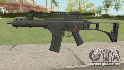 Firearm Source G36C Default für GTA San Andreas
