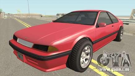 Vapid Fortune GTA V (IVF Style) pour GTA San Andreas