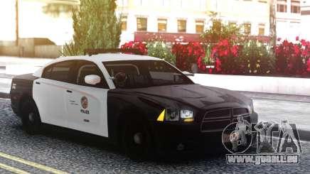 2012 Dodge Charger SRT8 Police Interceptor pour GTA San Andreas