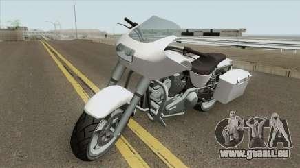 Bagger GTA V pour GTA San Andreas