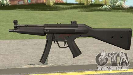 Firearms Source MP5 pour GTA San Andreas
