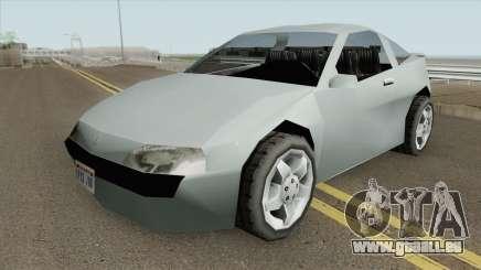 Chevrolet Tigra (SA Style) für GTA San Andreas