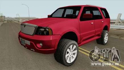 Lincoln Navigator 2004 (SA Style) pour GTA San Andreas