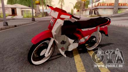 Honda EX5 für GTA San Andreas