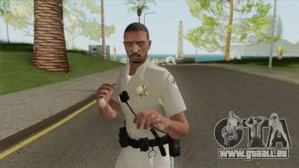 SAHP Officer Skin V3 pour GTA San Andreas