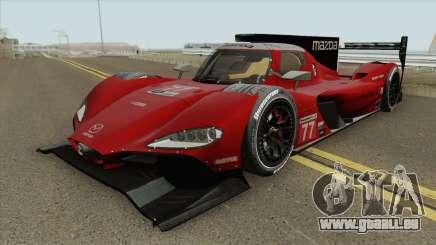 Mazda DPI 2018 für GTA San Andreas