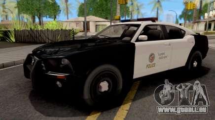 Bravado Buffalo LAPD pour GTA San Andreas